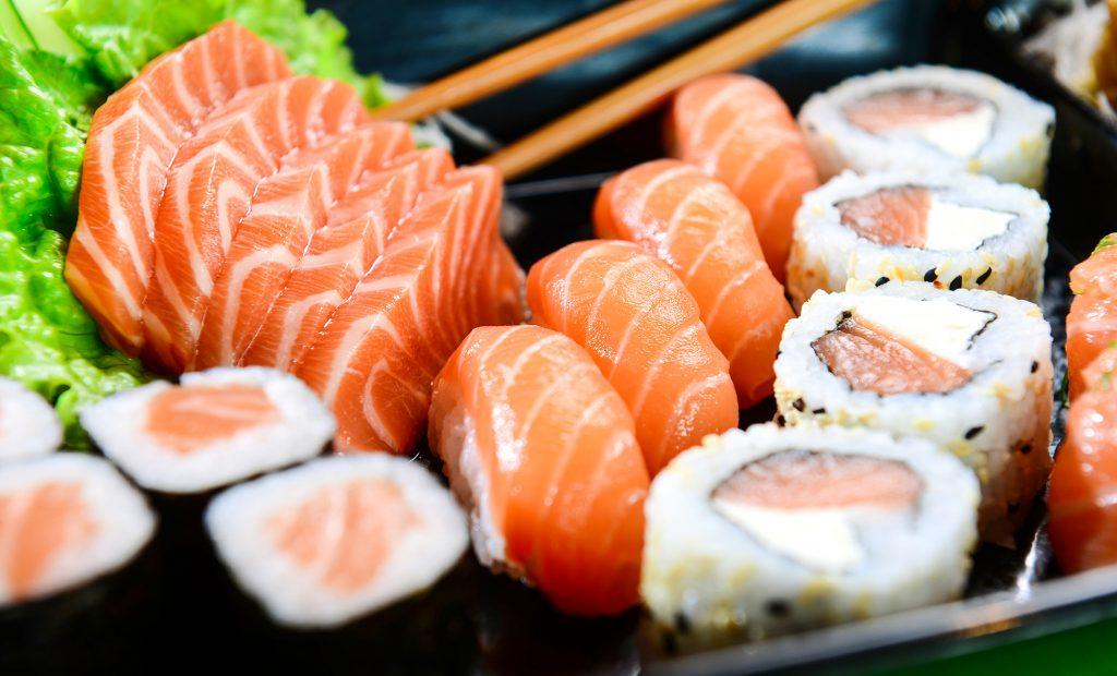 sushiSashimi