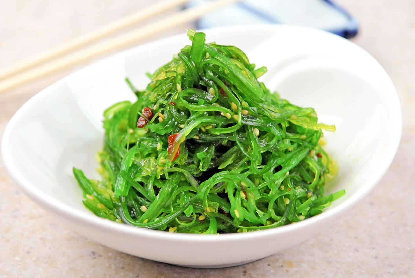 Mr Cao Seaweed Salad